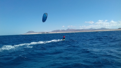 CBCM Kitesurf Open Water Coaching