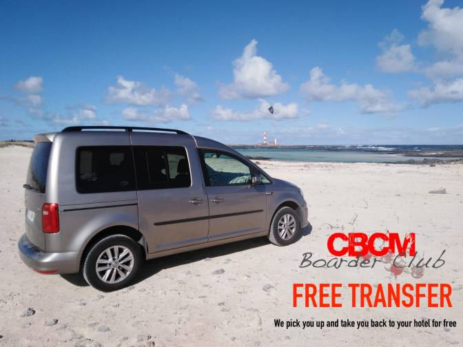 CBCM school Free Transfert : We pick you up at your hotel for Free