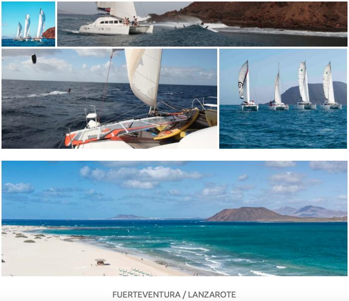 Charter Watersports Fuerteventura Lanzarote