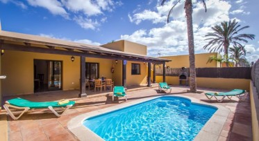 Villa Swimming pool Fuerteventura