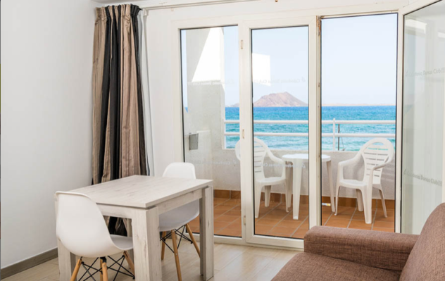 Surf, Kite & Yoga Camp sea view Fuerteventura