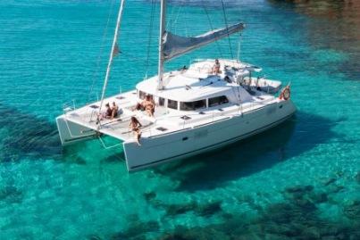 Catamaran-lagoon-421-anchor